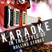 Karaoke (In The Style Of Rolling Stones) Songs