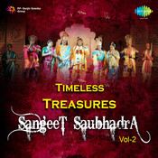 Timeless Treasures Sanget Saubhadra Vol2 Songs