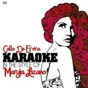 Calle De Ervira (In The Style Of Maruja Lozano) [Karaoke Version] Song