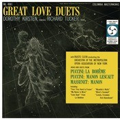 Richard Tucker - Great Love Duets Songs