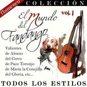 El Mundo Del Fandango Vol.1 Songs