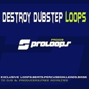 Destroy Dubstep Loops Songs