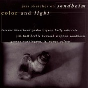 Color And Light: Jazz Sketches On Sondheim Songs