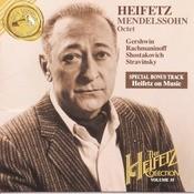 The Heifetz Collection Vol. 35 - Mendelssohn, Gershwin, Shostakovich Songs