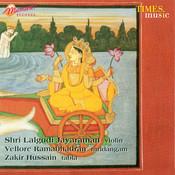 Shri Lalgudi Jayaraman - Violin Trio Songs