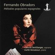 Canciones Clasicas Espagnolas - Recueil III: IV. La Moza Y Los Calvos Song