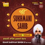 Sukhmani Sahib Katha Vol 11 Songs