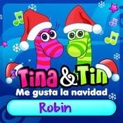 Me Gusta La Navidad Robin Songs
