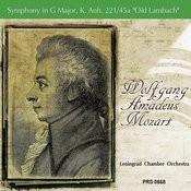 Symphony In G Major, K. Anh. 221/45a