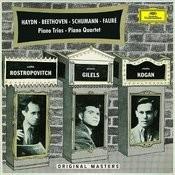 Haydn: Piano Trios H.XV Nos.16 & 19 / Beethoven: Piano Trios WoO38 & Op.97 / Schumann: Piano Trio Op.63 / Fauré: Piano Quartet Op.15 Songs