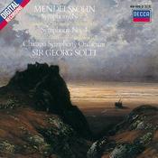 Mendelssohn: Symphonies Nos.3 & 4 Songs
