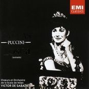Puccini - Tosca (Highlights) Songs