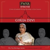 Swar Shikhar - The Taj Heritage Series: Live in Beneras November 4 2000 Songs
