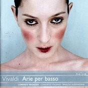 Vivaldi: Arie Per Basso Songs