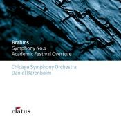 Brahms : Symphony No.1 & Academic Festival Overture Songs