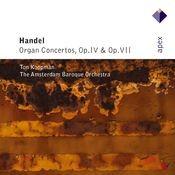 Handel : Organ Concertos Op.4 & Op.7 (-  Apex) Songs