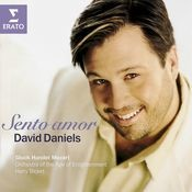 Sento Amor : Operatic Arias Songs