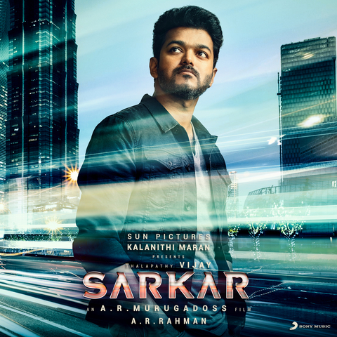 Sarkar Tamil Original Motion Picture Soundtrack