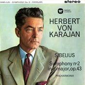 Sibelius: Symphony No. 2 Songs