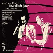 Vintage 50's Swedish Jazz Vol. 5 1952-1954 Songs