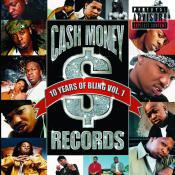 10 Years Of Bling Vol 1 Songs