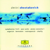 Shostakovich: Symphony No.5 / Prokofiev: Romeo And Juliet - Suite No.1 Songs