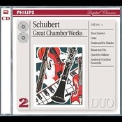 Schubert: Great Chamber Works (2 CDs) Songs