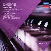 Chopin: Piano Encores Songs