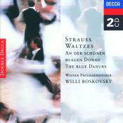 Strauss J Ii Waltzes Songs