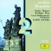 Dvorak Requiem Biblical Songs Op 99 Songs