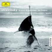 Stravinsky: Le Sacre du Printemps; The Firebird Songs