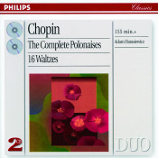Chopin The Polonaises 17 Waltzes Songs