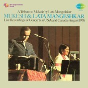Lata Mukesh - Live In Concert Songs