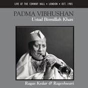 Raga Kedar & Rageshwari Songs