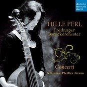 Telemann/Pfeiffer/Graun: Concerti Songs
