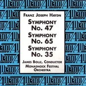 Haydn Symphonies Songs