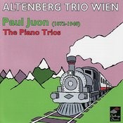 P. Juon: The Piano Trios Songs