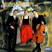 Piazzolla, Schnyder, Ives Songs