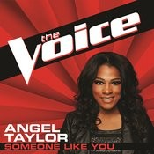 Someone Like You (The Voice Performance) Songs