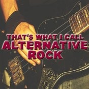 That's What I Call Alternative Rock Songs