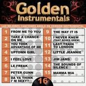 Golden Instrumentals, Vol. 16 Songs