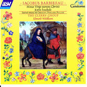Barbireau: Missa Virgo Parens Christi Songs
