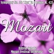 Mozart: Symphony No. 36 'linz' In C Major, K. 425 Songs
