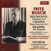 Fritz Busch - Beethoven, Chopin, Brahms - 1950 Songs