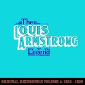 The Louis Armstrong Legend, Vol. 4 Songs