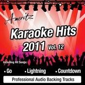 Karaoke Hits 2011 Vol. 12 Songs