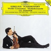 Sibelius / Tchaikovsky: Violin Concertos Songs