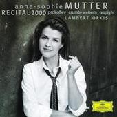 Anne-Sophie Mutter - Recital 2000 Songs