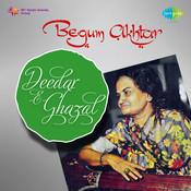 Jamal-e-ghazal - Begum Akhtar Cassette 2 Songs