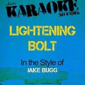 Lightening Bolt (In The Style Of Jake Bugg) [Karaoke Version] - Single Songs